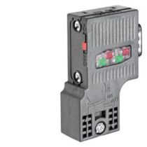 Simatic DP, Bus Connector For Profibus With Tilted Cable Outlet 6ES7972-0BA52-0XA0