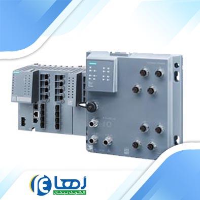 تجهیزات شبکه صنعتی زیمنس
